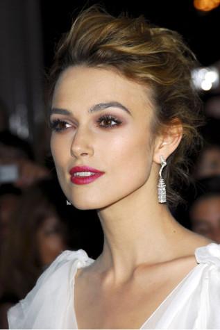 Keira Knightley Makeup