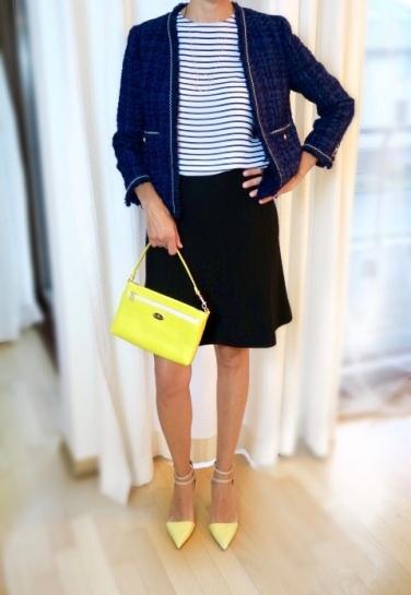 Striped Shirt H&M: 19.99 Euros