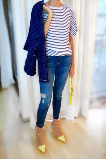 Jacket Zara: 79.99 Euros